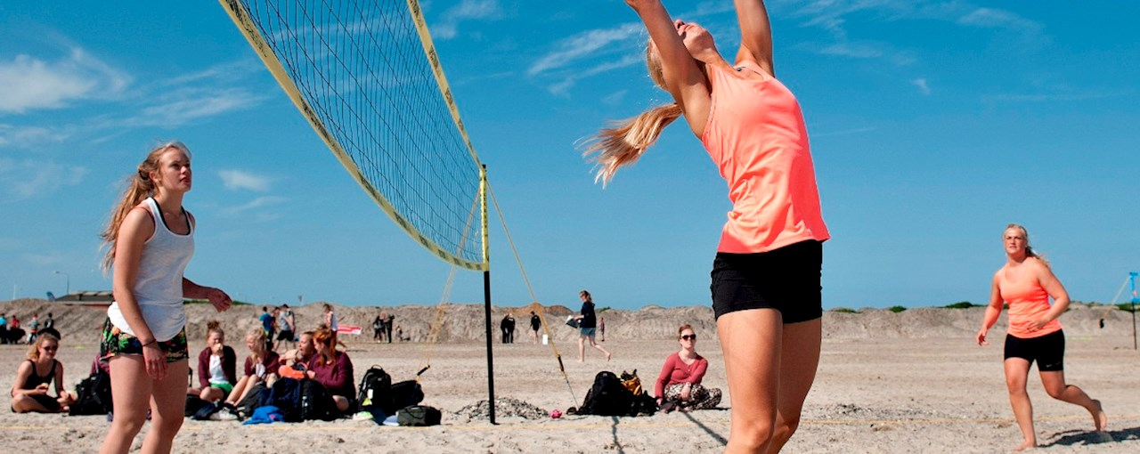 Beachvolley - damer